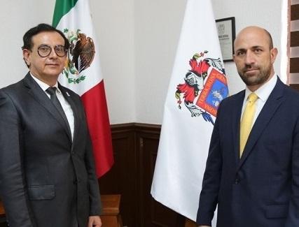 Nombran a Manuel Cortina Reynoso como subsecretario de gobierno estatal