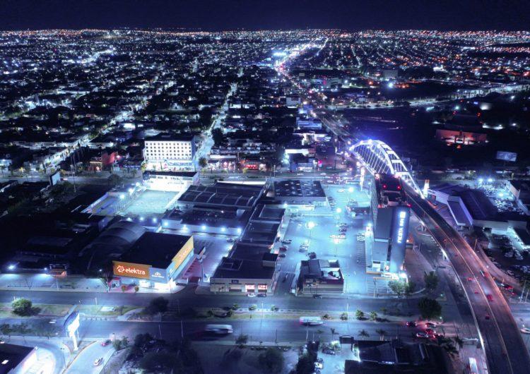 Más de 35 mil luminarias del municipio de Aguascalientes ya son tecnología LED