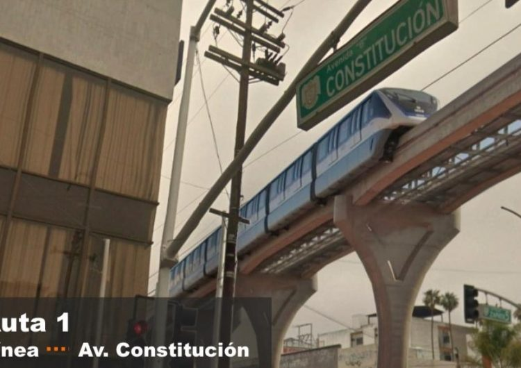Proponen rutas y estaciones para monorriel en Tijuana
