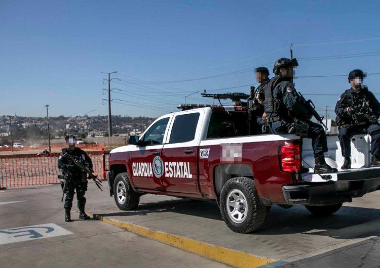 Investigan por homicidio a policías estatales, pero siguen patrullando