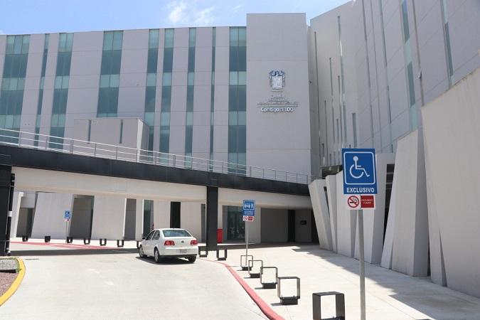 Se reinician especialidades de forma paulatina en el Hospital Hidalgo