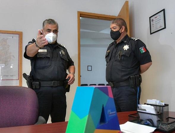 Designan a nuevo director de Tránsito en el municipio de Aguascalientes