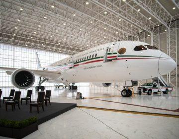 El avión presidencial de México tiene dos ofertas tras 19 meses en venta