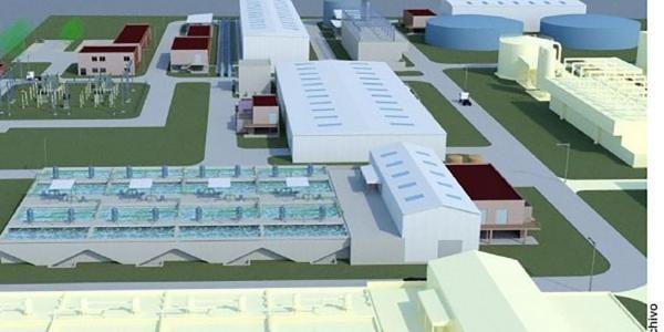 Planea Bonilla otra desalinizadora para BC; sería más pequeña