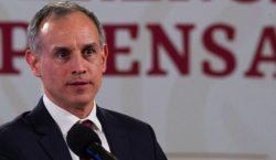 """Hugo López-Gatell, subsecretario de Salud: """"Muchos se frustraron por no…"""