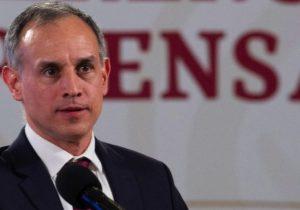 """Hugo López-Gatell, subsecretario de Salud: """"Muchos se frustraron por no ver en México las escenas dramáticas de Europa"""""""