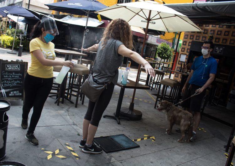 México confirma otros 6,000 casos y más de 500 muertes por covid