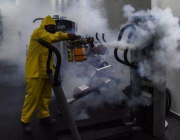 México confirma 915 muertes por COVID-19, supera los 40,000 decesos