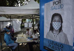 México confirma 5,752 nuevos casos de COVID-19 y supera las 45,000 muertes