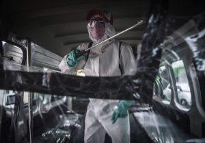Suman 46,000 muertos por COVID-19 en México; se confirmar 7,700 casos