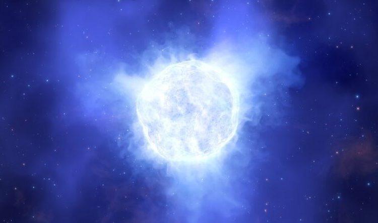 Una estrella extremadamente brillante ha 'desaparecido', y los científicos no están seguros del porqué