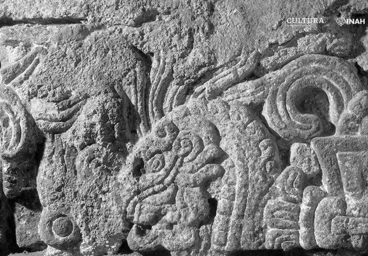 Hallan restos del palacio de Axayácatl, tlatoani de Tenochtitlan, bajo el edificio del Monte de Piedad, en CDMX