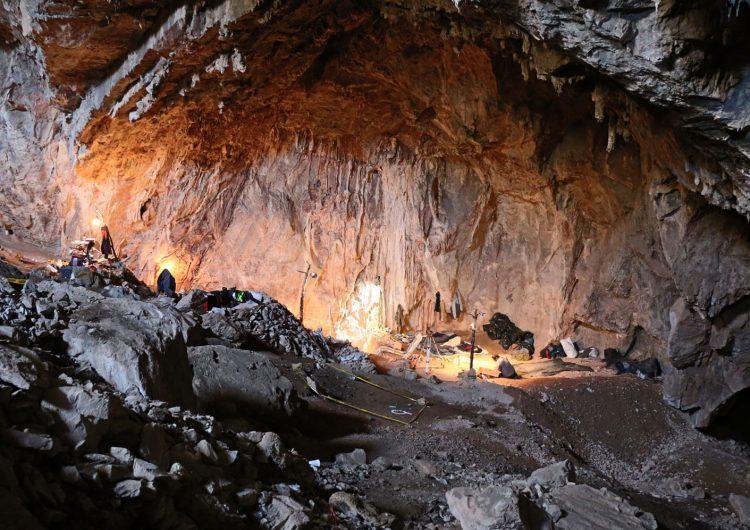 Descubren evidencia que los humanos vivían en Norteamérica hace más de 30,000 años