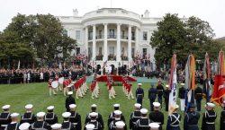 Así es el protocolo de la Casa Blanca para recibir…