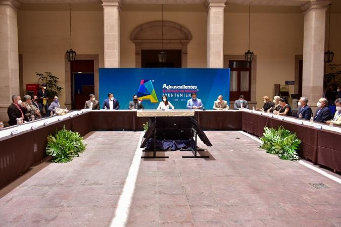 Realiza municipio de Aguascalientes foro sobre reactivación económica