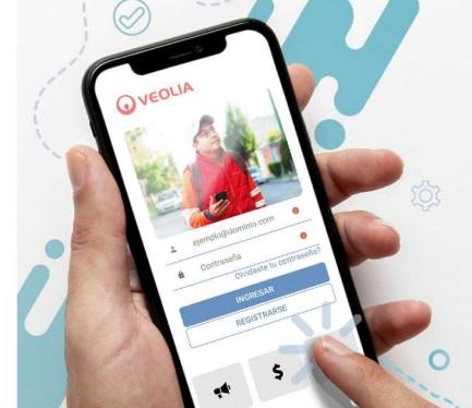 Estrena Veolia Aguascalientes app móvil para usuarios