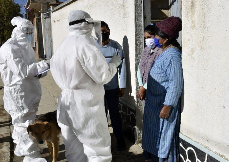 Diputados de Bolivia aprueban el uso de dióxido de cloro como tratamiento para pacientes con COVID-19