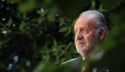 El rey emérito Juan Carlos I deja España en medio…