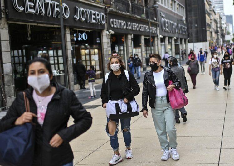 México supera los 48,000 decesos por COVID-19; suma 443,813 casos