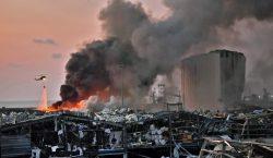 Beirut y otras tragedias en el mundo relacionadas con el…