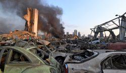 Duelo en Beirut: lo que se sabe de las explosiones…