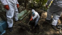 México supera las 50,000 muertes por COVID-19; van más de…