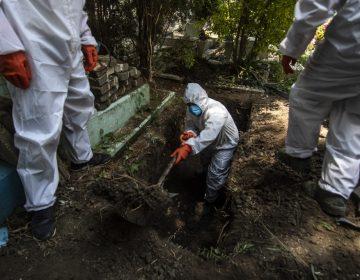 México supera las 50,000 muertes por COVID-19; van más de 460,000 casos