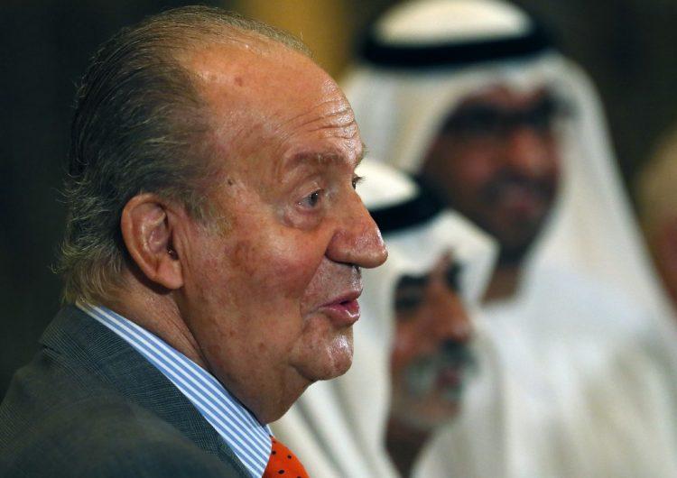 Juan Carlos I, investigado por corrupción, fue a Emiratos Árabes Unidos tras dejar España
