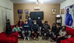 El coronavirus mata a cinco miembros de una familia peruana