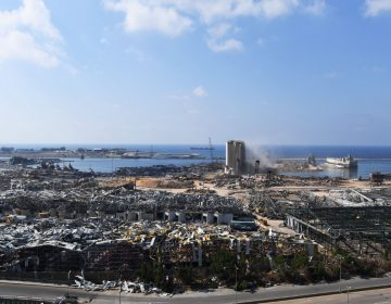La ONU alerta por los residuos tóxicos generados por la explosión en Beirut