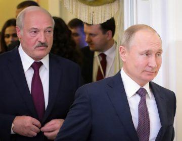 Putin le advierte a Francia y Alemania que es inaceptable presionar al gobierno bielorruso