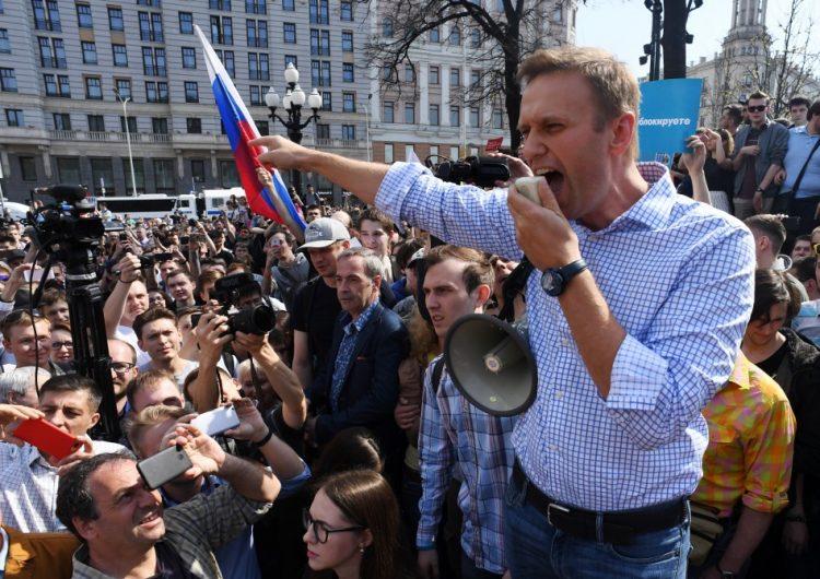 Opositor ruso Alexei Navalni en coma tras posible envenenamiento con una toxina