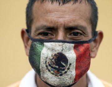 México suma 568,621 casos confirmados de COVID-19 y 61,450 muertos en total