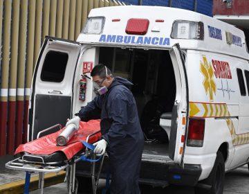 Los casos por COVID-19 en México suman 549,734; se confirman 504 muertos