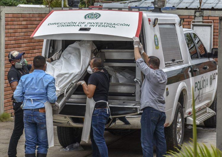 Al menos 17 muertos en tres nuevas masacres en Colombia en menos de 24 horas