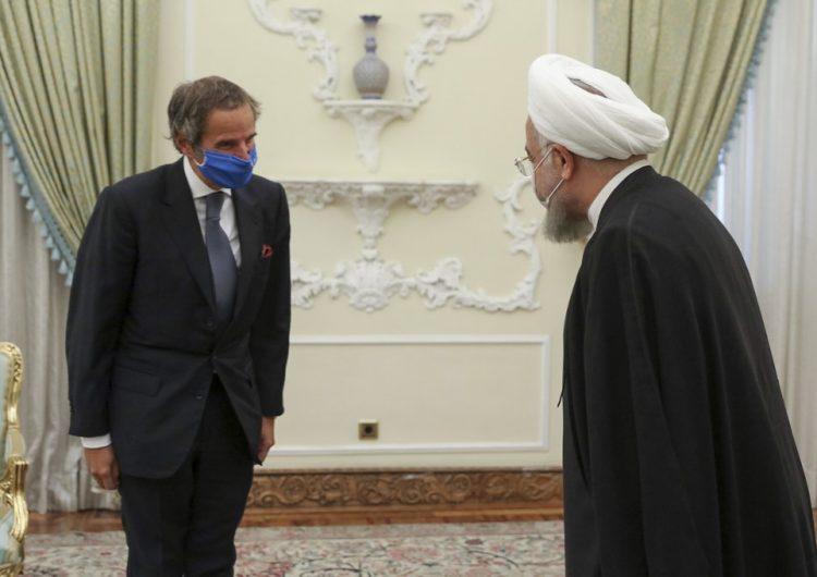 Irán autoriza la entrada de inspectores a dos instalaciones sospechosas de actividad nuclear