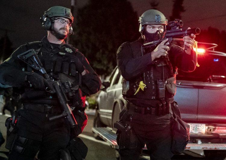 Trump y Biden se culpan de fomentar la violencia tras muerte de una persona en Portland
