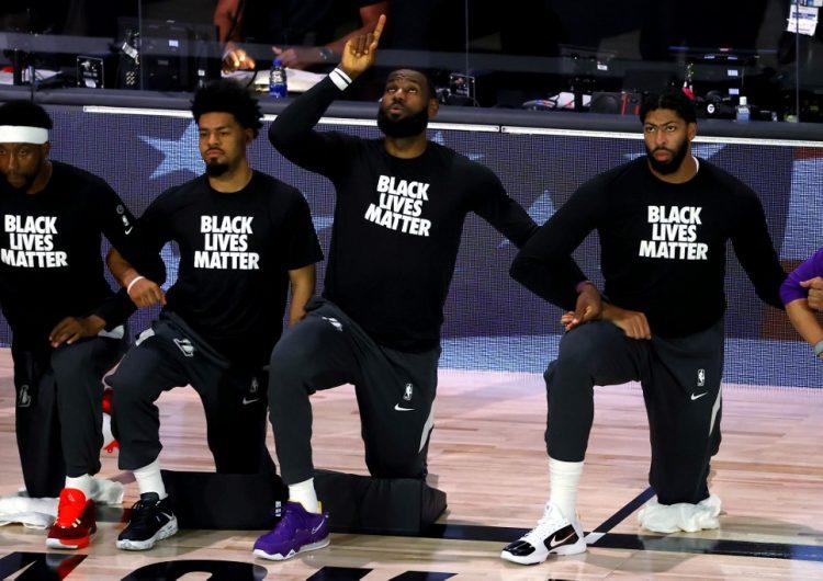 """""""No podría importarnos menos"""": La respuesta de LeBron a las críticas de Trump hacia la NBA"""