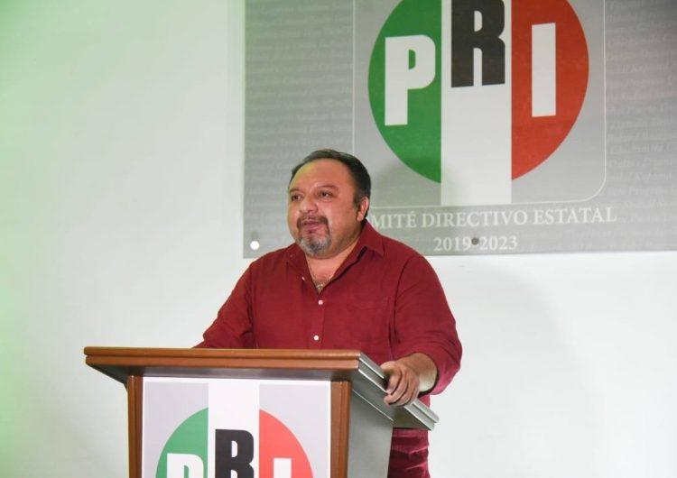 Pide el PRI corregir rumbo a Mauricio Vila