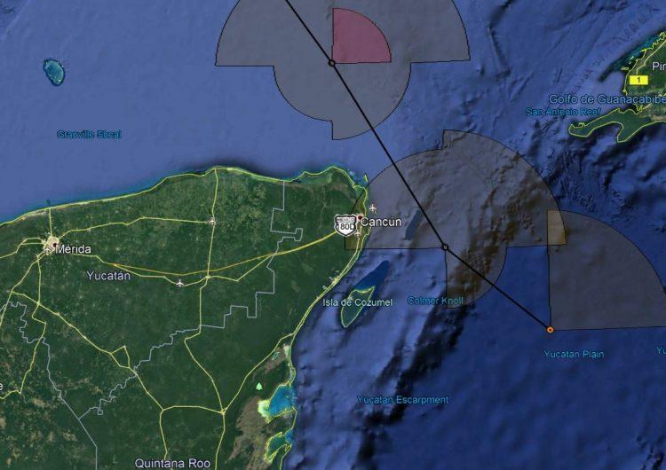 "Se desvía la tormenta tropical ""Marco"" de Quintana Roo"