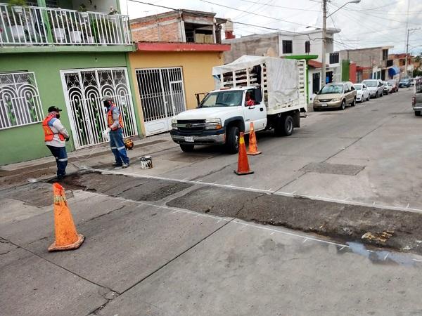 Registra municipio de Aguascalientes 70% de cumplimiento en programa 4×4