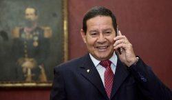 Rechaza Brasil sanciones de EU si trabaja con Huawei