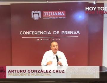 Alcalde de Tijuana pide disculpa pública y Bonilla lo califica de bipolar