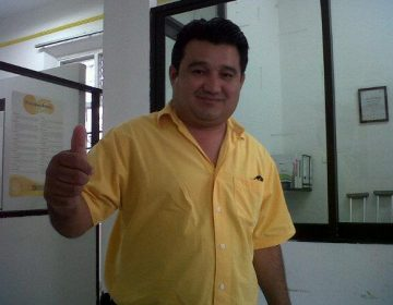 Llega Manzanero Villanueva a dirigencia de PRD