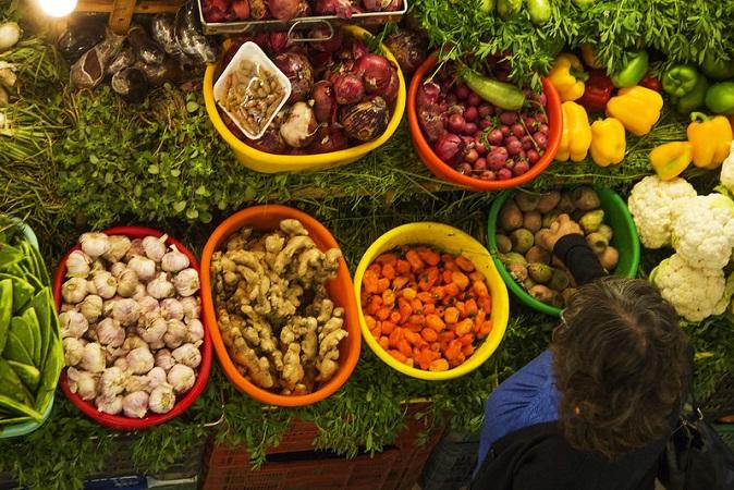 En julio, mayor pico de alzas en precios de alimentos y mercancías: INEGI