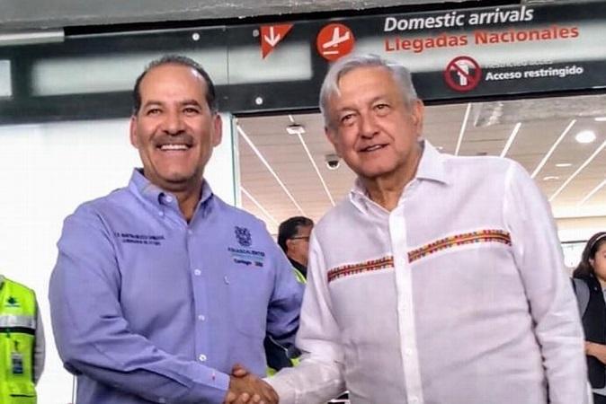 Proyecto hídrico, tema a tratar en próxima visita de AMLO a Aguascalientes