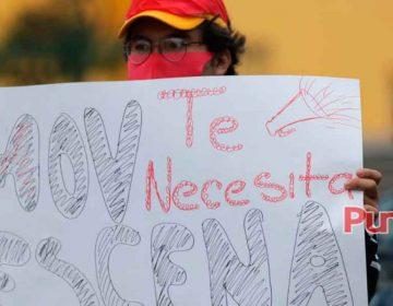 Animadores y artistas poblanos exigen apoyos al gobierno estatal