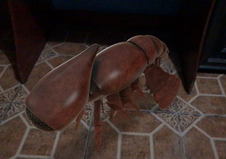 ¿Un insecto prehistórico en la sala de tu casa? Claro que es posible