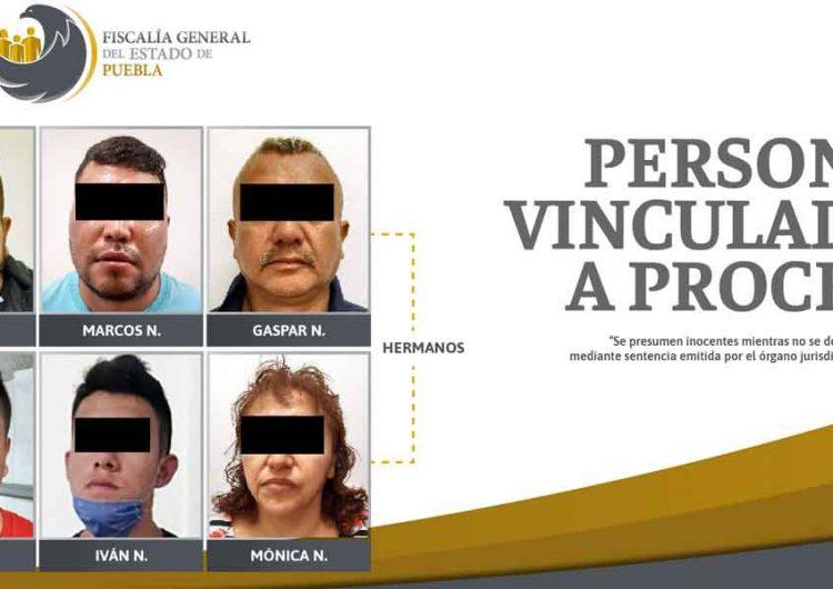 Atrapan a secuestradores de un migrante y un general brigadier en Puebla