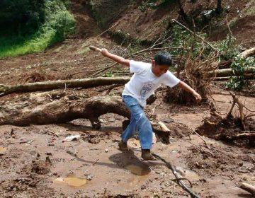 Caída de 5 puentes generó lluvias en Puebla